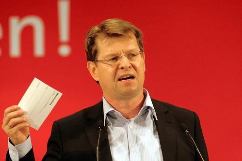 Ralf Stegner   by SPD-Schleswig-Holstein