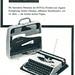 Tippa typewriter ads
