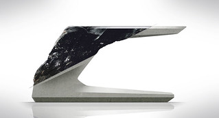 ONYX-Side-Table-Obsidian-&-Concrete-Sketch