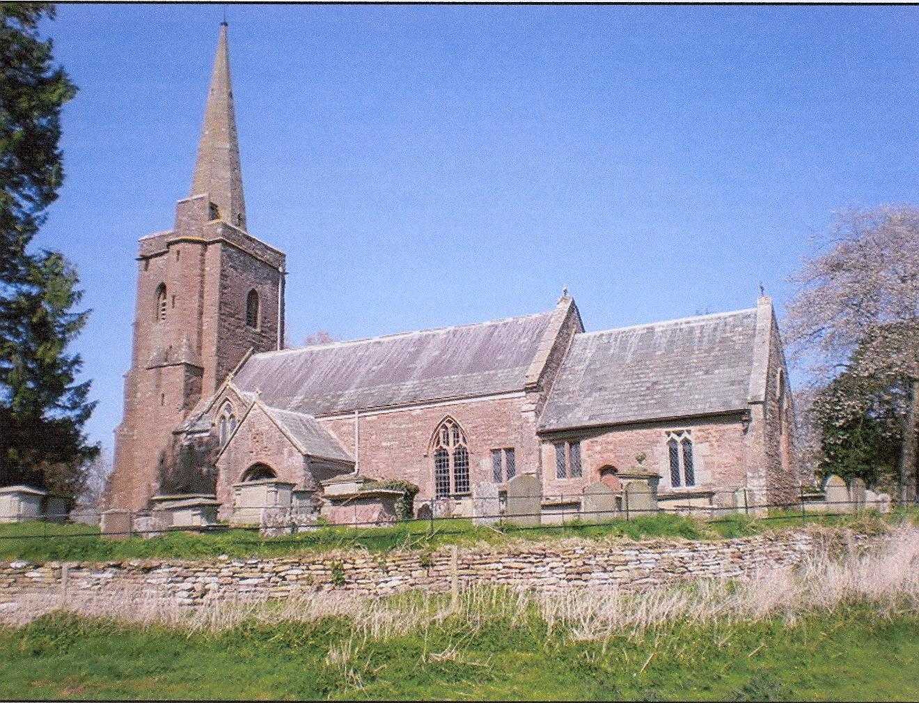 St Deinst, Herefordshire, Llangarron (2009)