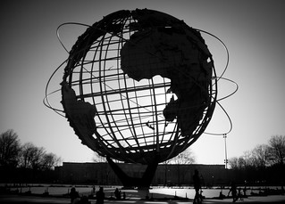 The Unisphere - Flushing Meadows Corona Park - Flushing, Queens | by ChrisGoldNY