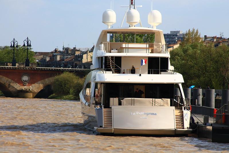 """Savoir-faire français à l'honneur - """"La Pellegrina"""" - Bordeaux - 15 avril 2012"""