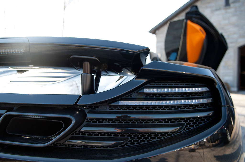 Mclaren Mp4 12c Tail Light Use Of This Image In Websites