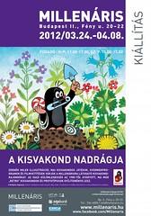 2012. március 22. 0:50 - Kisvakond 2012-Millenáris