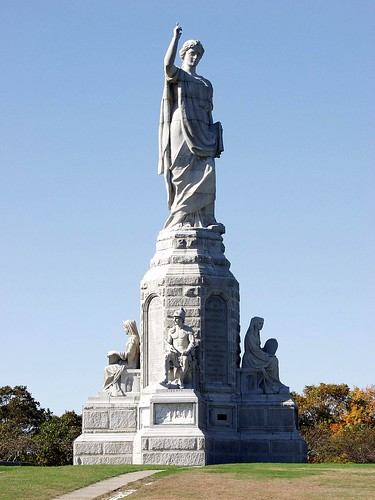 monument statue ma harbor memorial massachusetts plymouth plymouthcounty