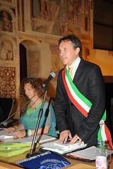 06 GIUGNO 2012 LA PRIMA CONVOCAZIONE DEL NUOVO CONSIGLIO COMUNALE - Foto A. Artusa