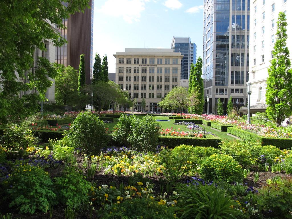 Grounds Near LDS Church Office Building, Salt Lake City, U… | Flickr