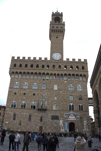 Palazzo Vecchio   by Multivac42