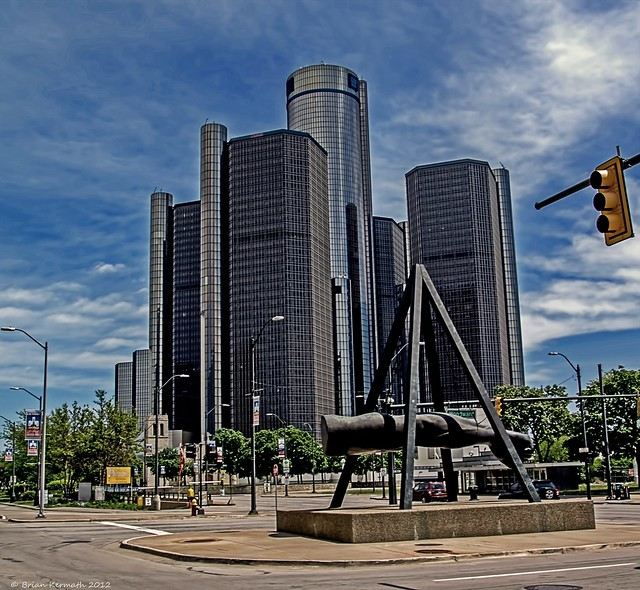 General Motors Headquarters, Renaissance Center