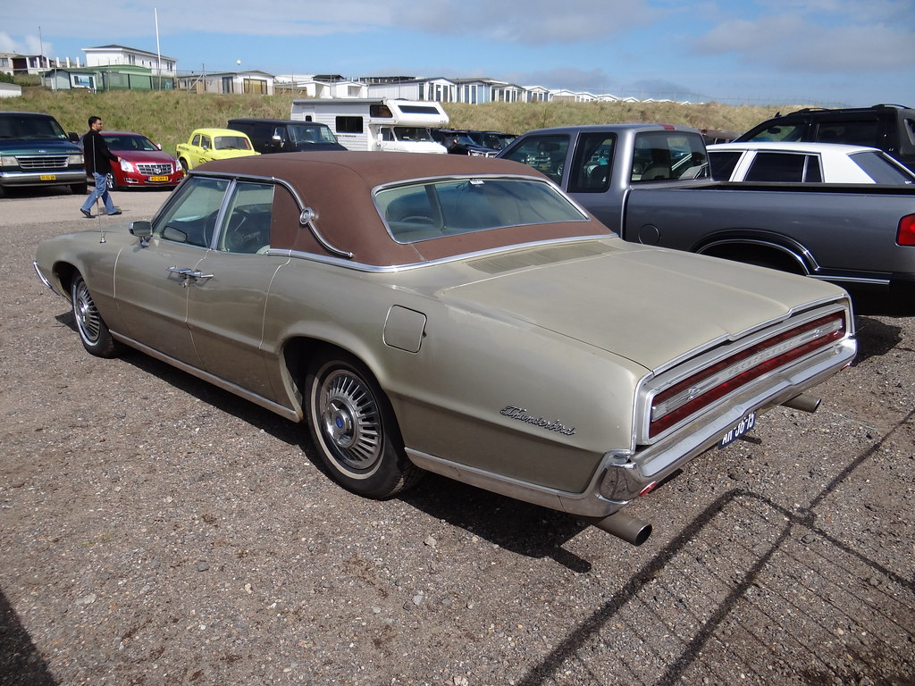 1967 Ford Thunderbird 4 Door Landau 22 April 2012 Zandvoo Flickr