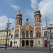 Velká synagoga, foto: Petr Nejedlý