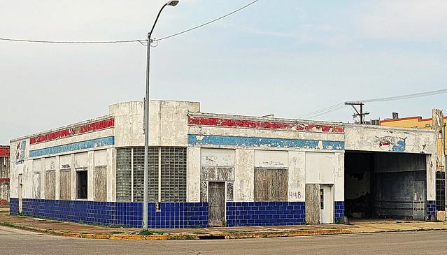 Greyhound Bus Terminal