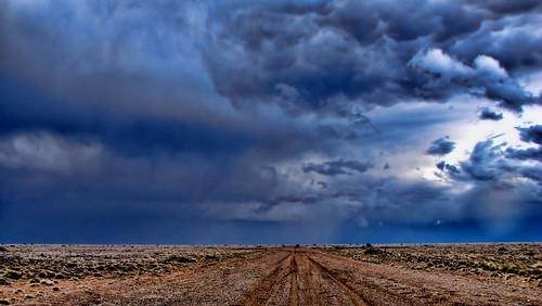 Lejos, perdido en la patagonia