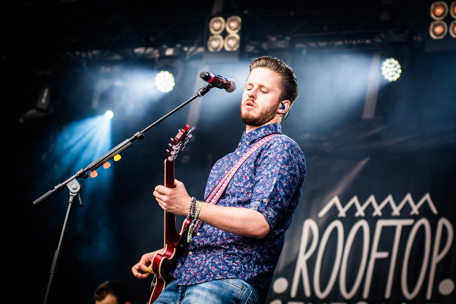 Rooftop Renegades @ Genk On Stage 2016 (© Timmy Haubrechts)