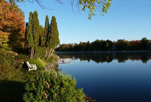 Autumn on the Rideau River