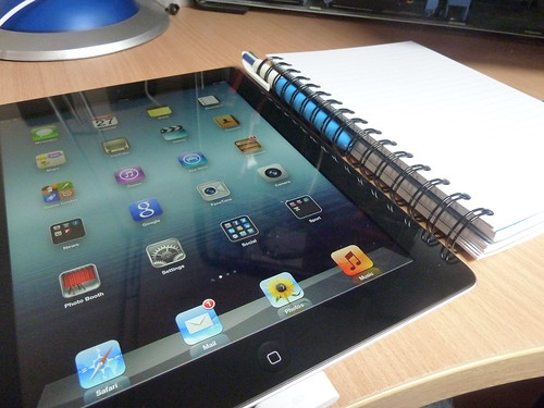 iPad | by Sean MacEntee