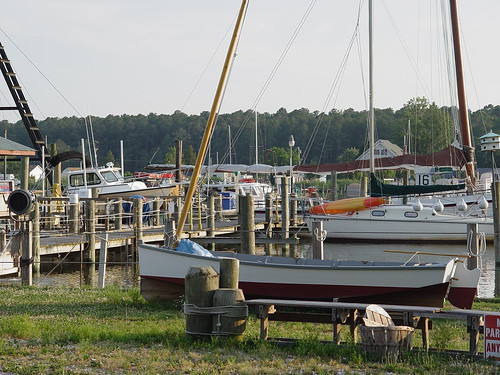 Boats, St. George's Island