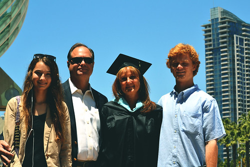 2012 Graduate and Family