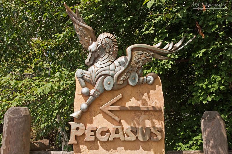 YoungStar Coaster Pegasus