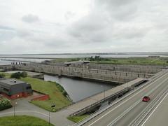 Krammersluizen docks