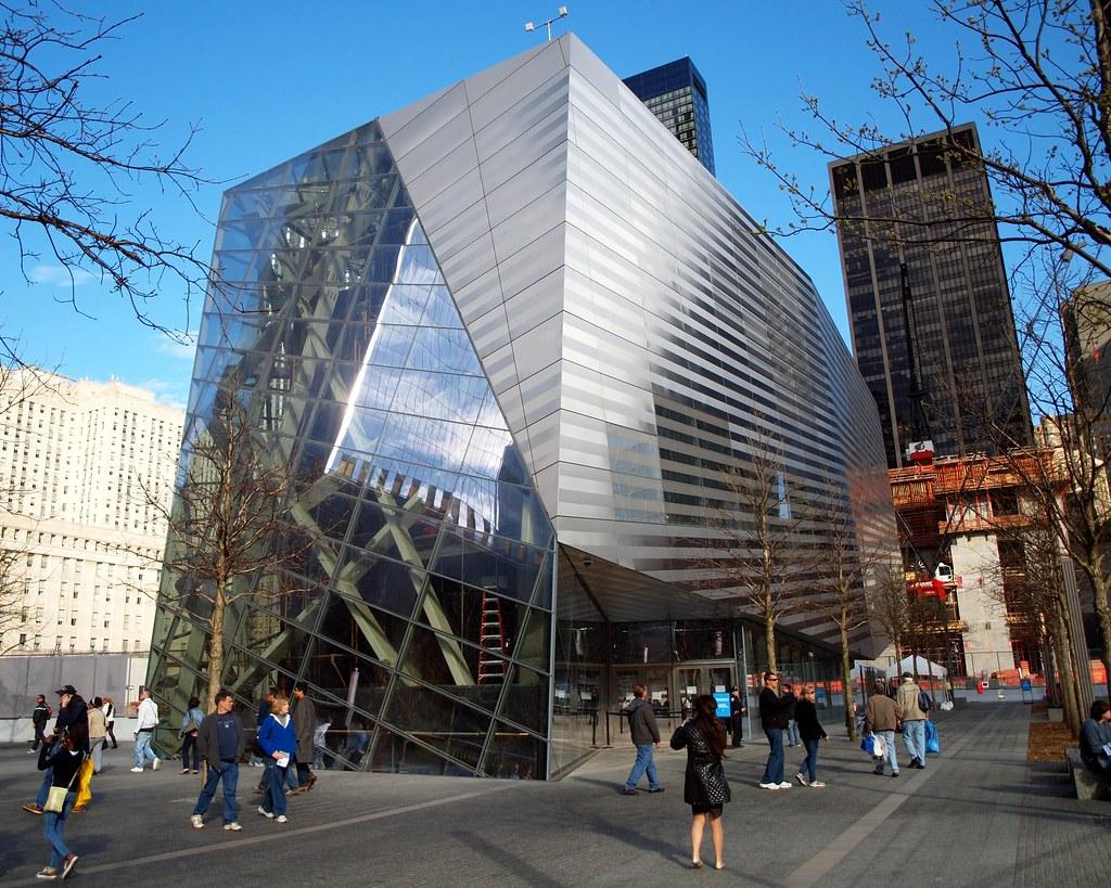 world trade center memorial building