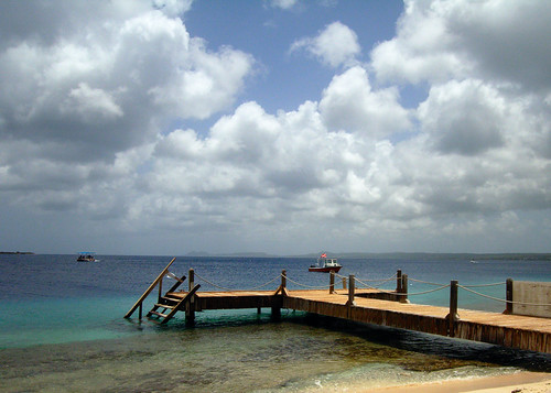 "sea sky vista bonaire thegalaxy ©allrightsreserved ""flickrtravelaward"""
