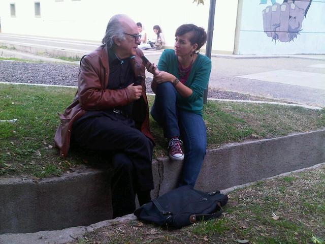 Entrevista a Boaventura de Sousa Santos en la Universidad Nacional de Río Cuarto