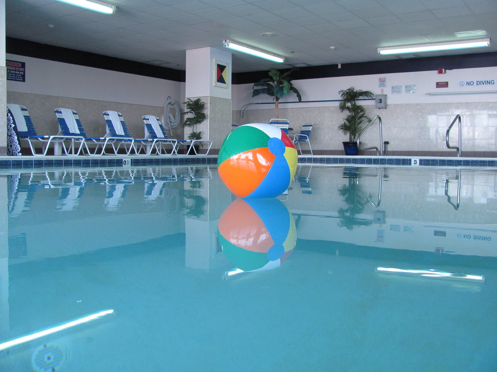 Indoor Heated Pool The Grand Hotel And Spa In Ocean City Flickr