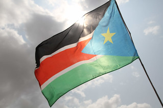 Flag of South Sudan | by European External Action Service - EEAS
