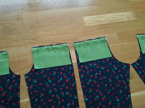Ladybug pants