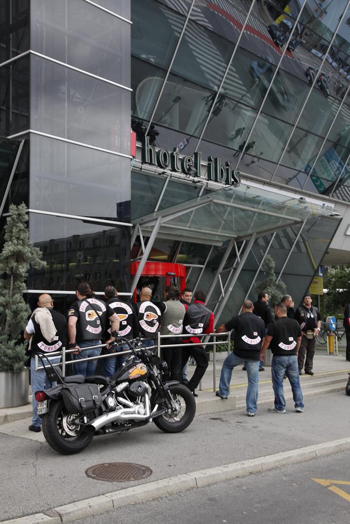 Hells Angels World Run - Graz | Hells Angels World Run in Gr