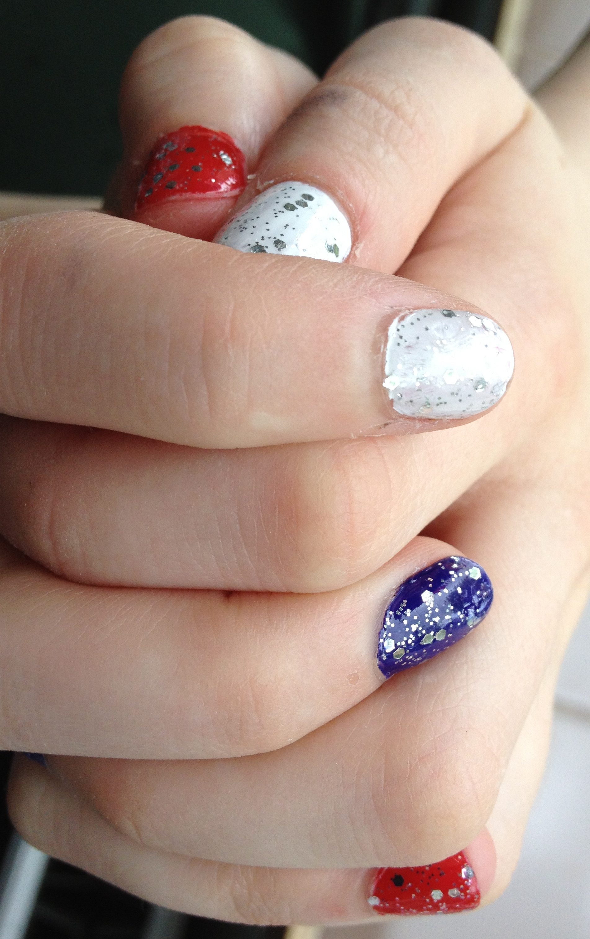 patriotic nails | Patriotic Nail Designs For All Occasions [With Pics & Tutorial Videos]