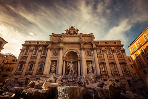 Trevi Fountain | by RC PoP Art