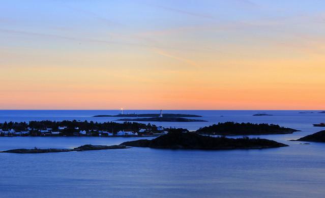 Merdoe, Island, Arendal, Norway