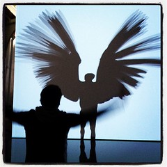 We got our wings at the #Creators Project