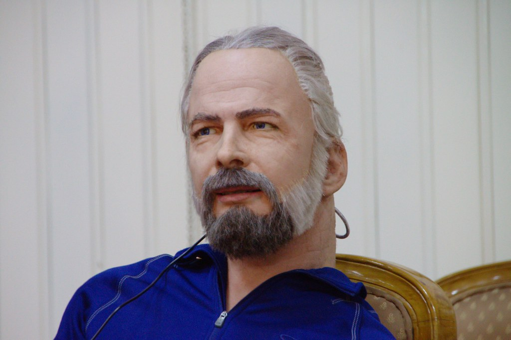 Philip K Dick Android