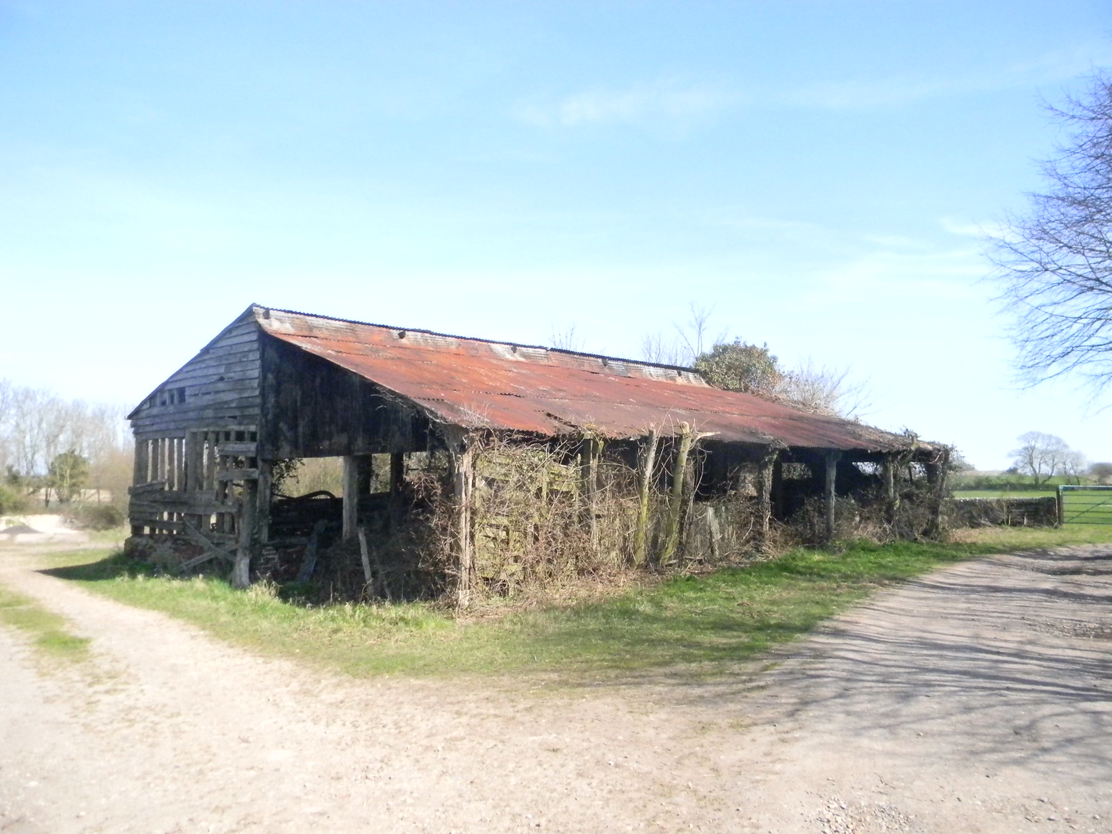 Old Barn Lewes Circular via West Firle