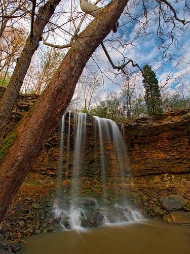 ohio waterfall daytonohio charlestonfalls ohiowaterfall charlestonfallspreserve westcharleston