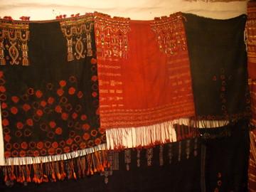 examples of Berber fabrics
