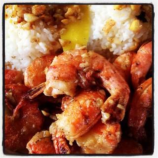 Giovanni's Shrimp Scampi