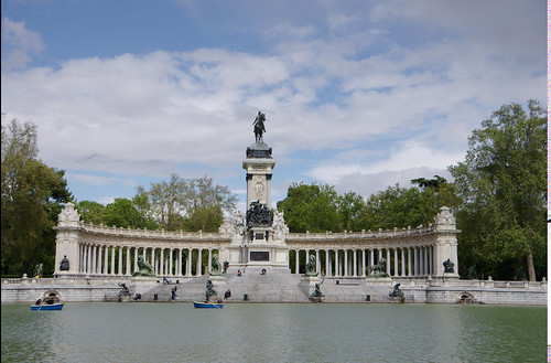 Monument to Alfonso XII | by lemezza