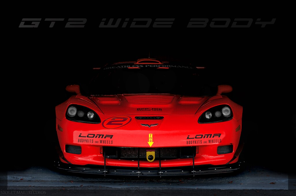 LOMA® MOTORSPORTS   CORVETTE BODY KITS for Race and Street…   Flickr