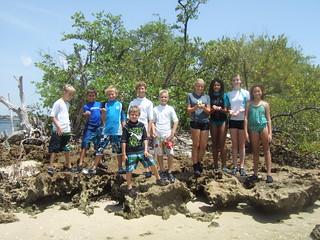 Group island adventure