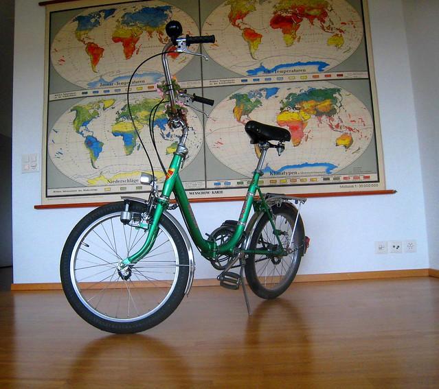 1981 Berna-Rad 3-Speed Folding Bicycle 2
