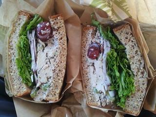 Beyond Meat Sandwich | by jaundicedferret