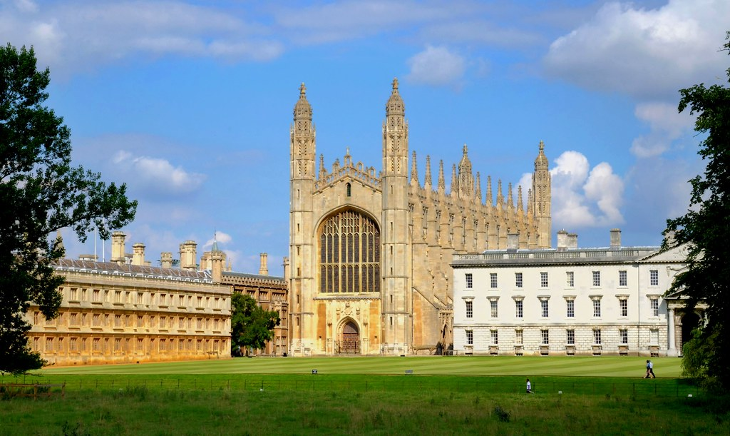 King's College, Cambridge   A standard shot, but nonetheless