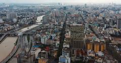 Saigon - vue depuis la Bitexco Financial Tower