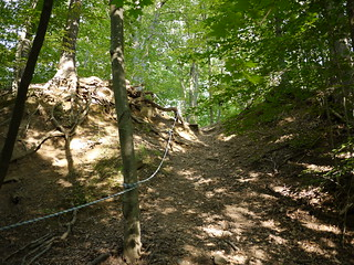 a steep slope | by Keithius