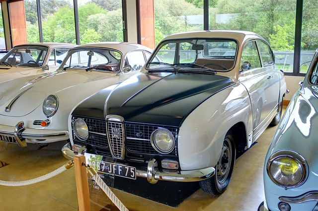 Saab Sport 96V4 '68