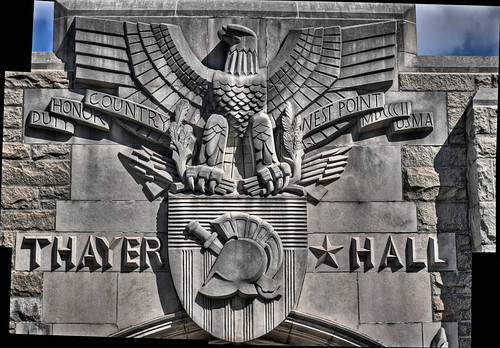 Thayer Hall Crest Full Resolution